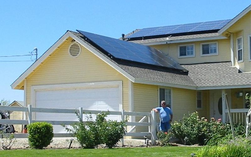 Palmdale Solar Power System Go Green Solar Solutions